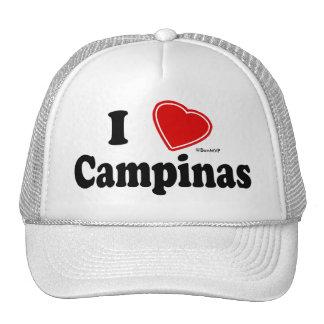 I Love Campinas Trucker Hat
