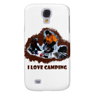 I Love Camping Frozen Toes Samsung Galaxy S4 Case