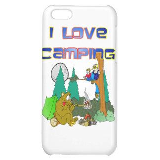 I Love Camping iPhone 5C Case