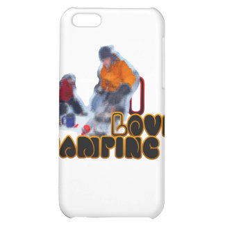 I Love Camping Morning Brew iPhone 5C Covers