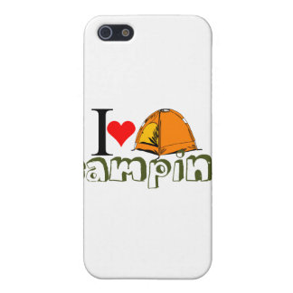 i love camping png cases for iPhone 5