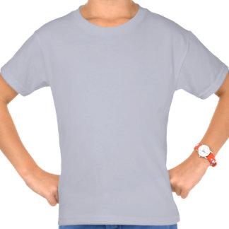 I Love Camping Really Girls Tagless T-shirt