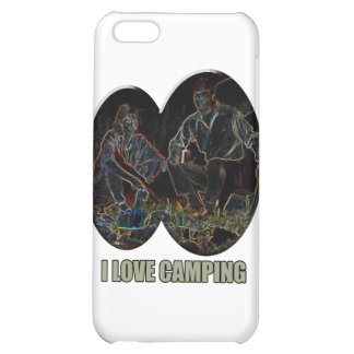I Love Camping Scary Stories Case For iPhone 5C