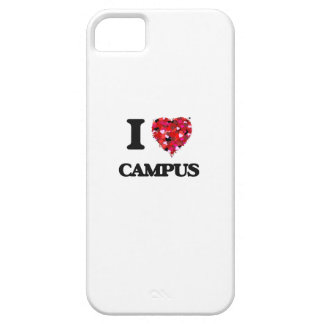 I love Campus iPhone 5 Cover