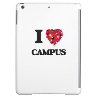 I love Campus Cover For iPad Air