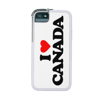 I LOVE CANADA iPhone 5/5S CASE