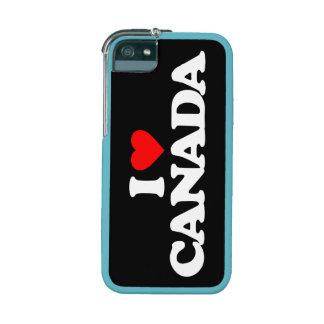 I LOVE CANADA iPhone 5 CASES