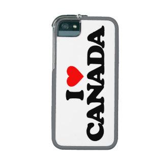 I LOVE CANADA iPhone 5 CASE