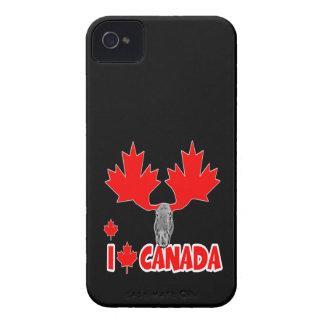 I love Canada Case-Mate iPhone 4 Cases