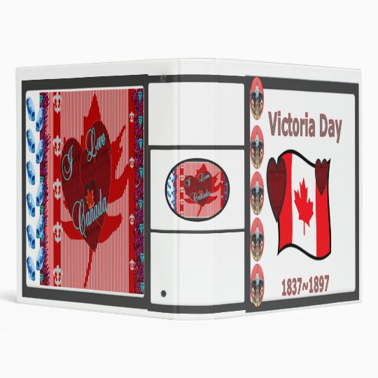 I Love Canada Collection Binder