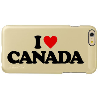 I LOVE CANADA INCIPIO FEATHER SHINE iPhone 6 PLUS CASE