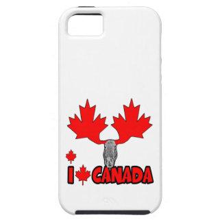 I love Canada iPhone SE/5/5s Case