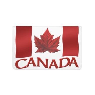 I Love Canada Journal Notebook Custom Canada Book