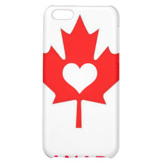 I Love Canada ~ July 1st iPhone 5C Cover