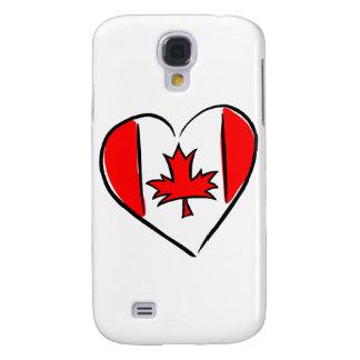 I Love Canada Samsung Galaxy S4 Covers