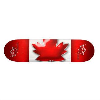 I Love Canada Skateboard