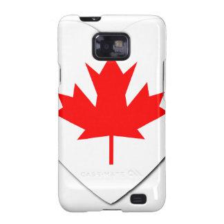 I love Canada - SS Galaxy case Galaxy SII Cases