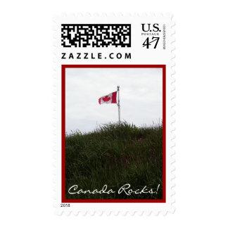 I Love Canada Stamp