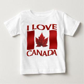 I Love Canada T-shirt Toddler Canada Tee