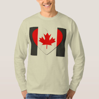I love Canada  - Vintage T-shirts