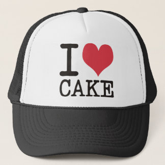 I LOVE Candy Cereal Cake Products & Designs! Trucker Hat