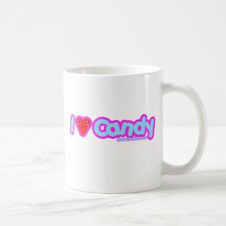 I love Candy cute Kawaii girls kids ladies Coffee Mug