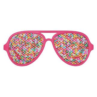 I love candy shades aviator sunglasses