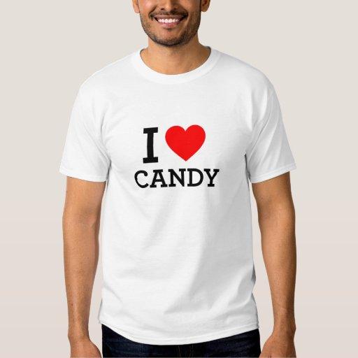 I Love Candy. Shirt