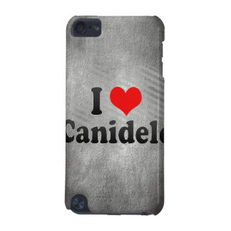 I Love Canidelo, Portugal iPod Touch (5th Generation) Covers