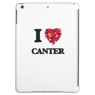 I love Canter Cover For iPad Air