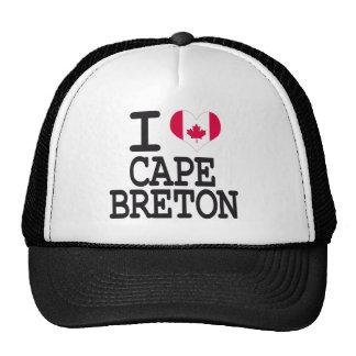 I love Cape Breton Trucker Hat