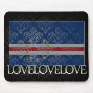 I love Cape Verde Cool Mouse Pad