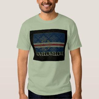 I love Cape Verde Cool T-Shirt