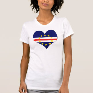 I Love Cape Verde T Shirts