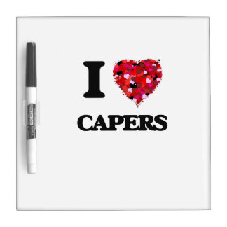 I love Capers Dry Erase Whiteboard