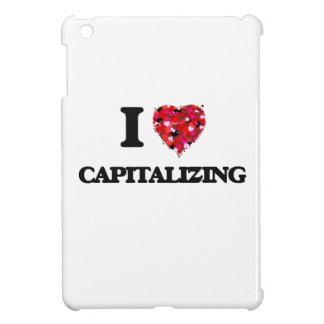 I love Capitalizing iPad Mini Covers