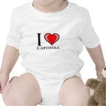 I Love Capoeira Baby Creeper