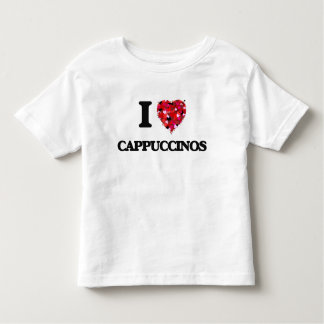 I love Cappuccinos Tees