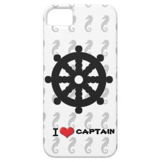 I Love Captain case