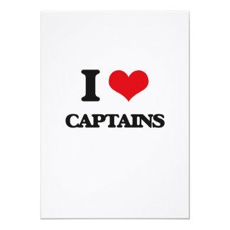 I love Captains Personalized Announcements