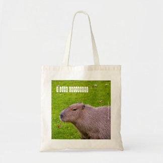 I love Capybaras Bag