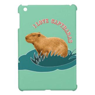 I Love Capybaras Case For The iPad Mini