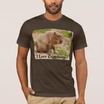 I Love Capybaras! T-shirt