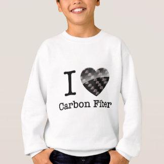 I Love Carbon Fiber Sweatshirt