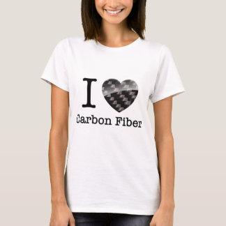 I Love Carbon Fiber T-Shirt