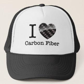 I Love Carbon Fiber Trucker Hat