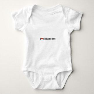 I love carbonfiber baby bodysuit