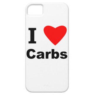 I Love Carbs! iPhone SE/5/5s Case
