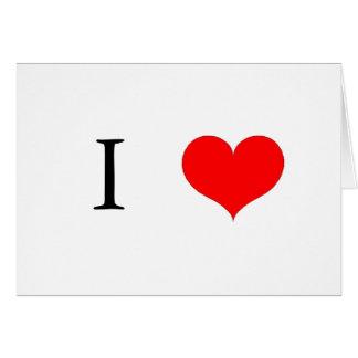 I love... CARD