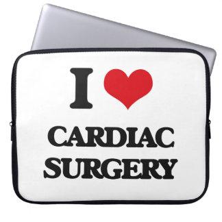 I love Cardiac Surgery Laptop Sleeve